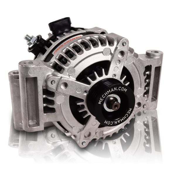 2015 and up Slingshot 240 amp Alternator for GM Ecotec - Single Wire Turn On