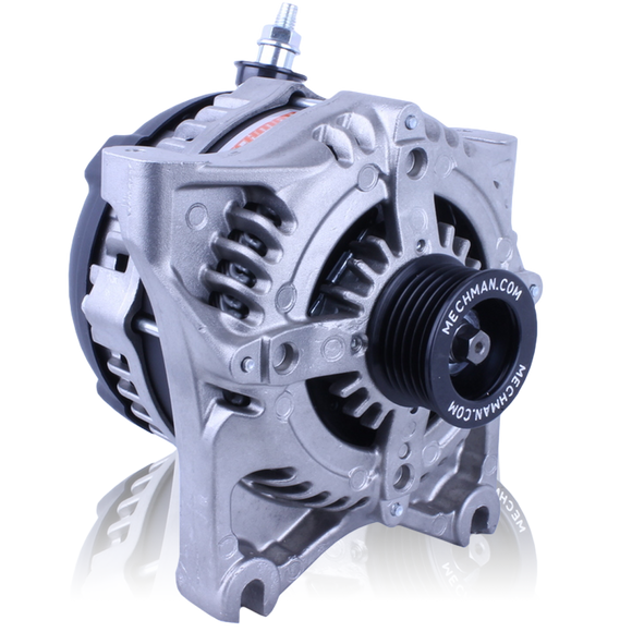 240 amp 6 phase alternator for Ford V mount