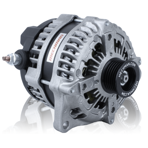 370 amp Elite series alternator for Ford Late model V6 / V8