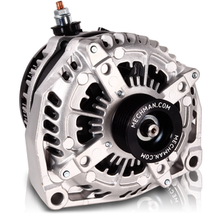 High Output 320 Amp Alternator 14-19 GM Silverado Tahoe Suburban Escalade Sierra