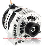 E Series 250 Amp Alternator for Late GM Truck (Self Exciting 1 Wire)