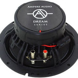 Ampere Audio AA-6.5SC Dream Series 6.5 Inch Midrange Coaxial Pair
