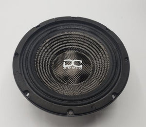 "DC Audio 8"" Neo Carbon Fiber Full Range Pro Audio"