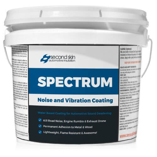 Spectrum™ Sludge Deadener