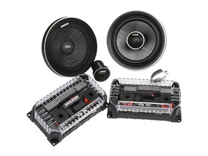 Kicker(R) – 6.5in. QS Series Component Speaker System, 4-Ohm