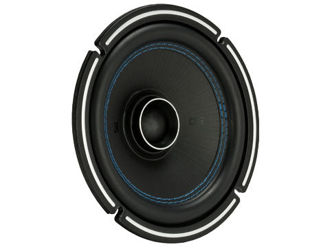 Kicker(R) – 6.75in. QS Series Coaxial Speakers, 4-Ohm