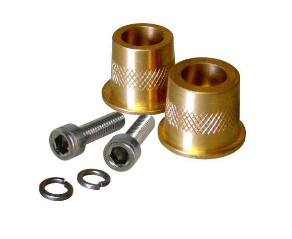XS Power Short Brass Post Adaptors M6 580