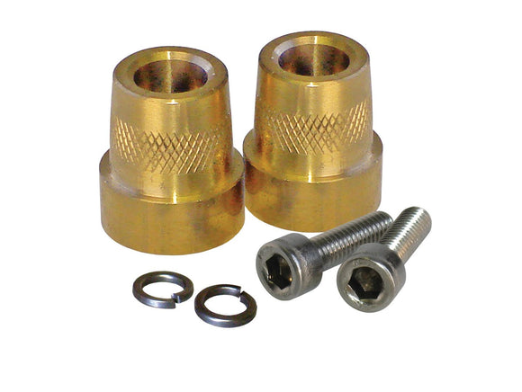 XS Power Tall Brass Post Adaptors M6 586