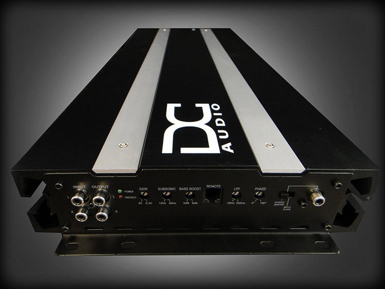 DC Audio 3.5K 3500 Watt Class D Car Amplifier