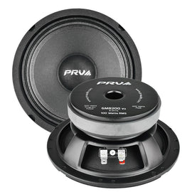 PRV Audio 6MB200-4 v2 4 ohm Mid Bass Speaker