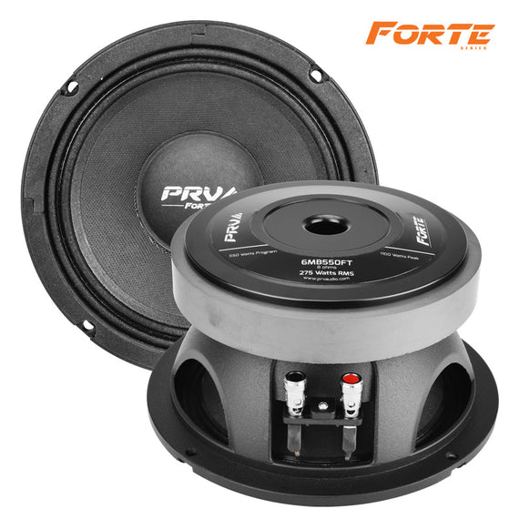 PRV Audio 6MB550FT 6.5