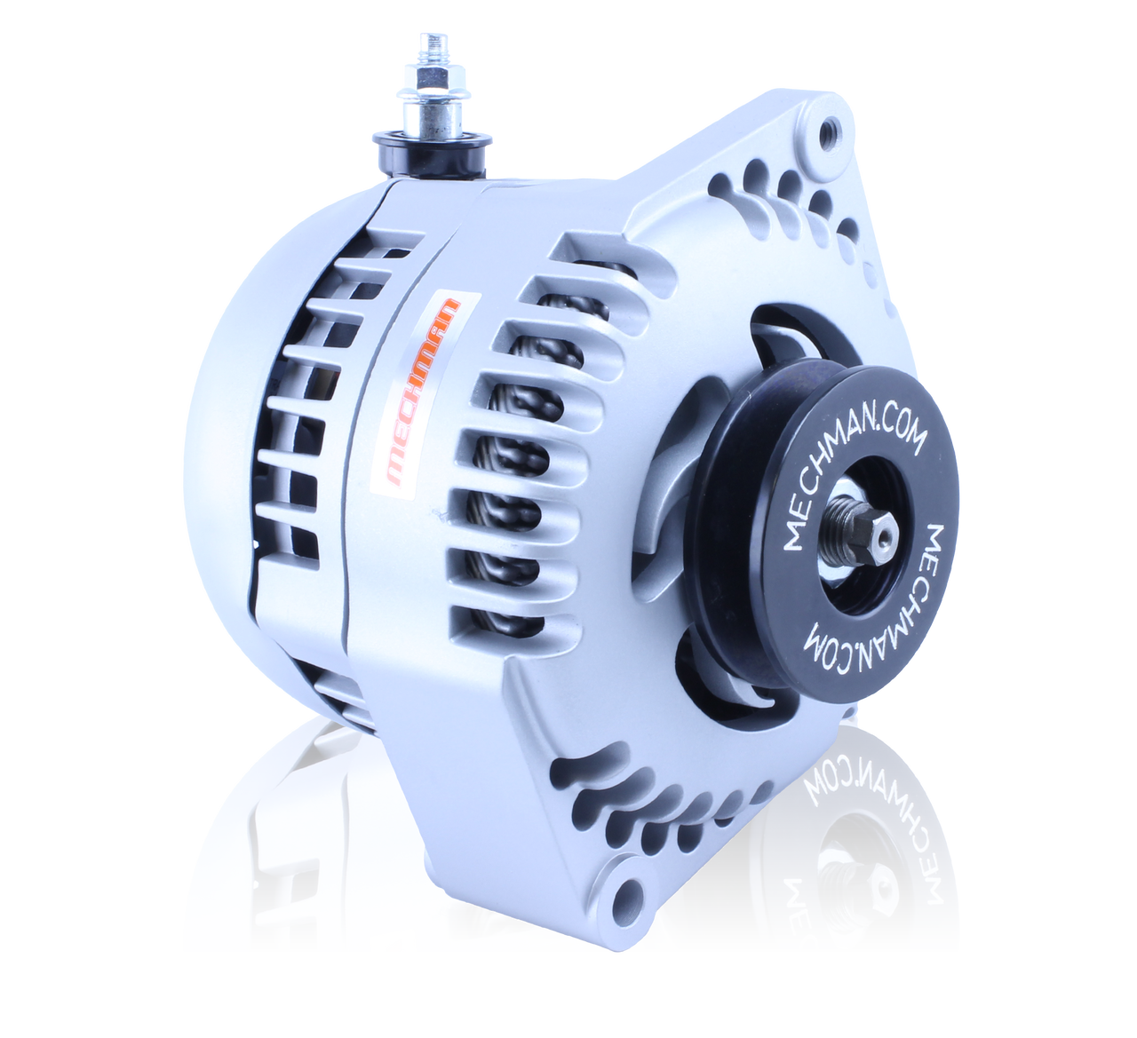 S Series 170 amp Racing alternator for 63-85 GM - 1 wire