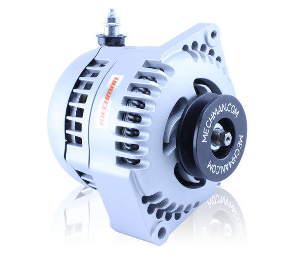S Series 240 amp Racing alternator for 63-85 GM - 1 wire
