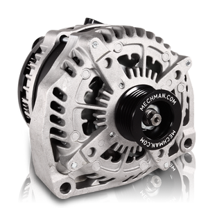 250 Amp Elite Series Cast Alternator for GM Truck 1996-2004