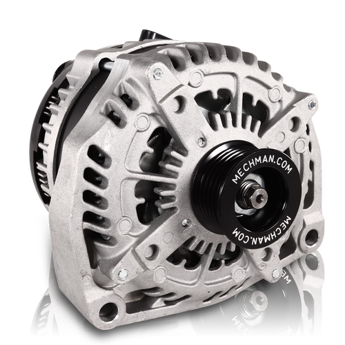 320 Amp Elite Series Cast Alternator for GM Truck