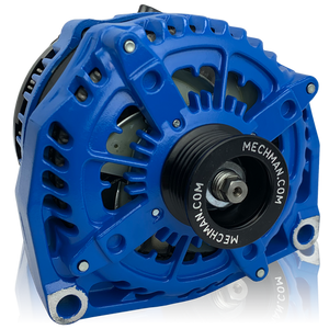 Mechman 400 Blue Amp High Output Alternator 1996-2004 GM Truck 4.3L 4.8L 5.3L 5.7L 6.0L