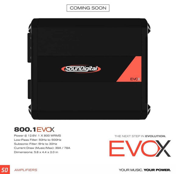 SounDigital 800.1 EVO X