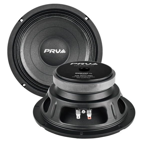 PRV Audio 8MB450 v2 8 ohm 8