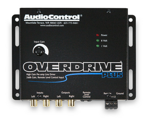 OverDrive Plus by Audio Control