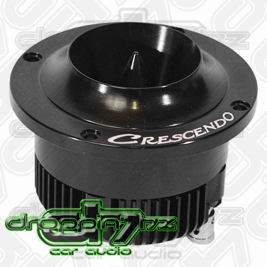 Crescendo Audio FT1 Black Super Tweeter