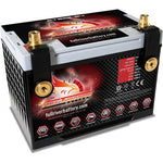 FULL THROTTLE BATTERY FT825-78 GROUP 34 AGM POWERCELL