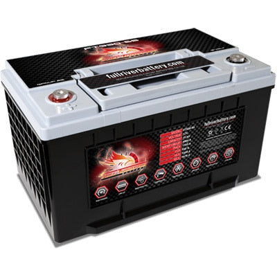FULL THROTTLE BATTERY FT930-65 GROUP 65 AGM POWERCELL