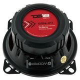 "DS18 CAR AUDIO GEN-X 4"" 2-WAY COAXIAL SPEAKERS 120 WATTS"