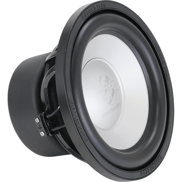 Ground Zero GZPW 10SQ 10″ high end SQ subwoofer