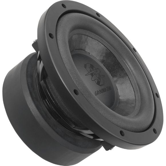 Ground Zero GZUW 8SQX 8 inch subwoofer