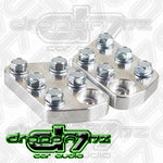 Jims Machineworx Flat 5 Lug Bolt Style Battery Terminal Pair