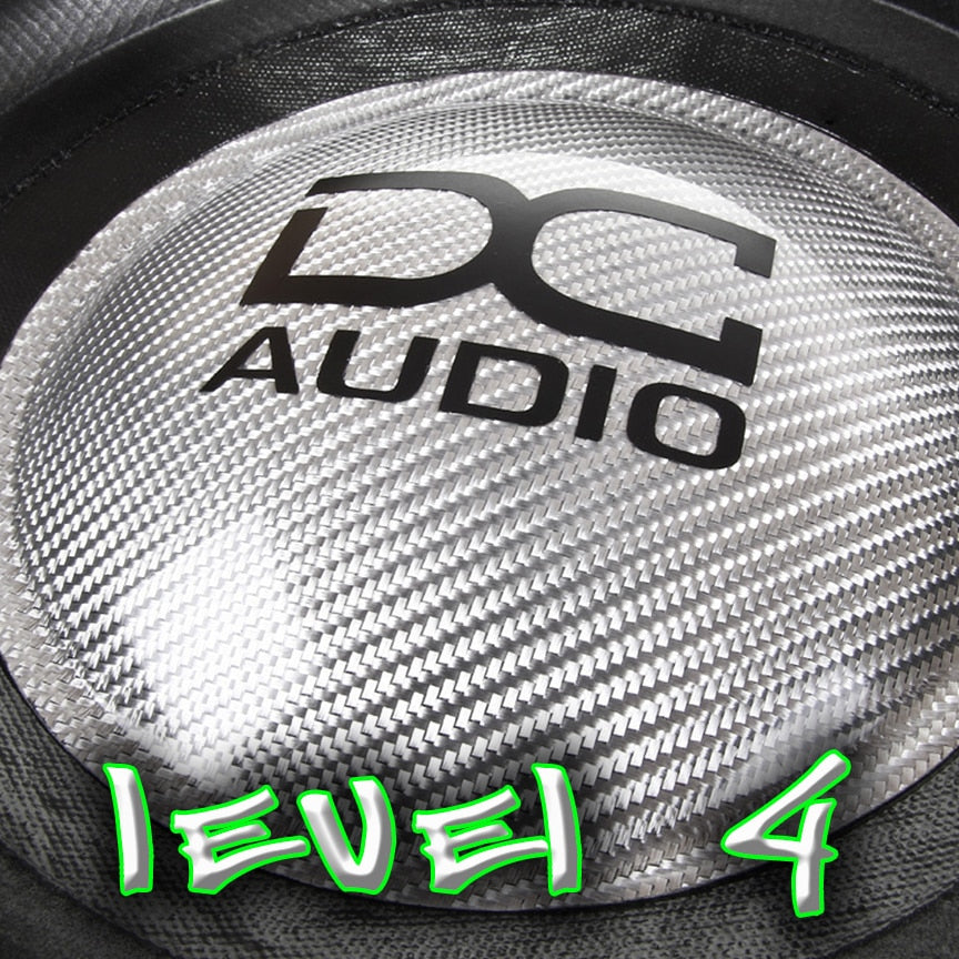 DC Audio Level 4 Recone Kit