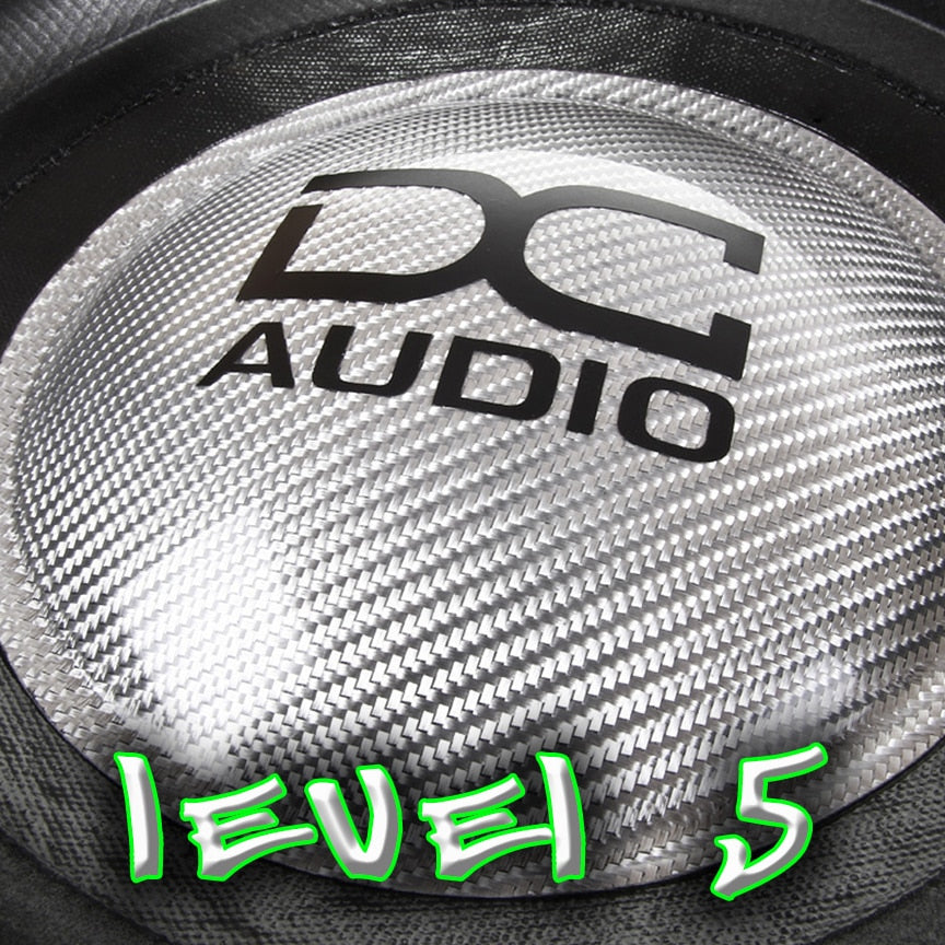 DC Audio Level 5 Recone kit