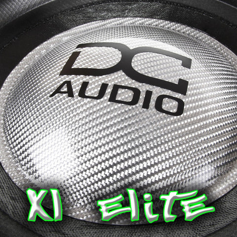 DC Audio XL Elite Recone kit