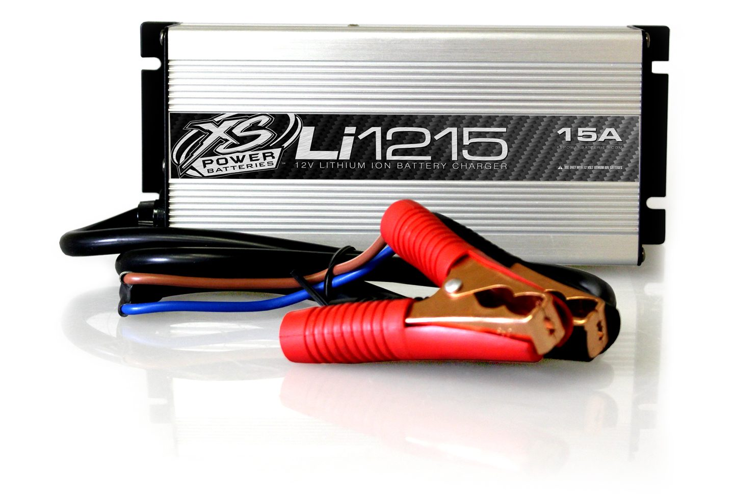 XS Power 15A 12V Lithium Battery Charger