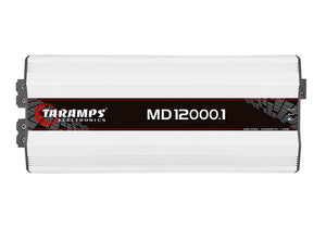 Taramps MD12000.1 12000 Watt Class D Amplifier