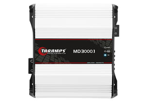 Taramps MD3000.1 3000 Watt Class D Amplifier