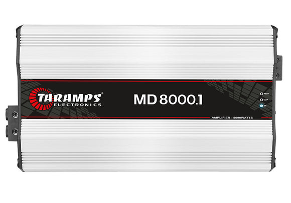 Taramps MD8000.1 8000 Watt Class D Amplifier
