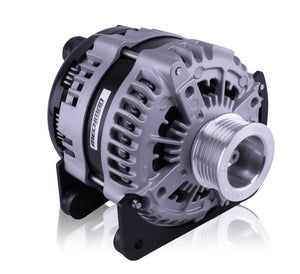 E series 250 amp alternator for VW / Audi 5 groove belt