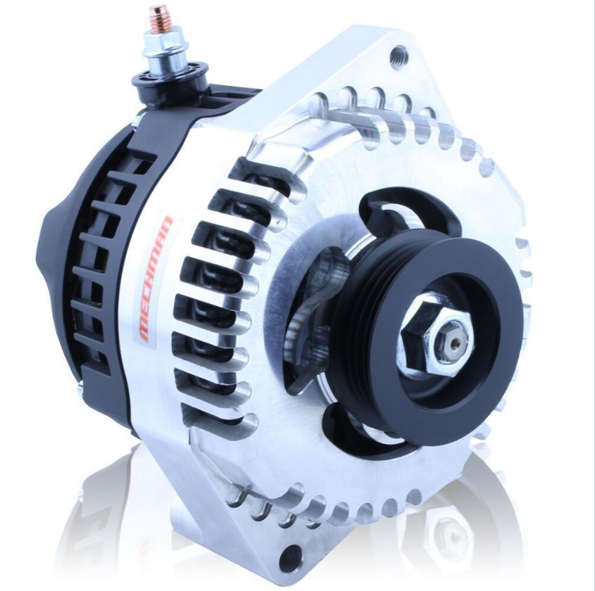S Series 6 phase 170 amp racing alternator for 92-95 Civic