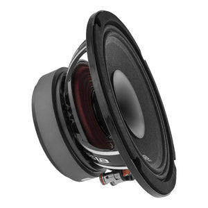"DS18 PRO HYBRID 8"" MIDRANGE LOUDSPEAKER 8 OHM WITH SCREW ON DRIVER 400 WATTS"