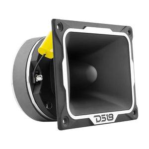 "DS18 PRO 1.5"" Vc Aluminum Super Bullet Tweeter 480 Watts 4-Ohm"