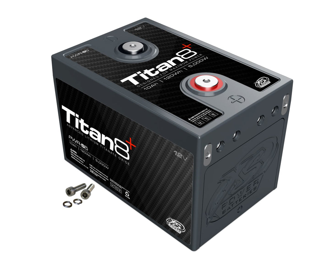 XS Power Titan8 PWR-S5 12v Lithium Titanate Battery