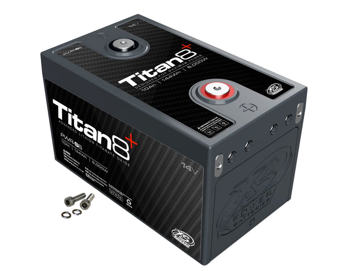 XS Power Titan8 PWR-S6 14v Lithium Titanate Battery