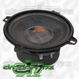 Crescendo Audio Symphony 5.25 Inch 4 ohm Component Speakers