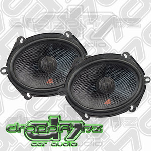 Crescendo Audio Symphony 5x7 Coaxial Speaker Set