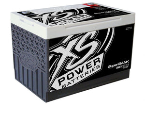 XS Power SB500-34 Group 34 12V Super Capacitor Bank