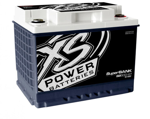 XS Power SB500-47 Group 47 12V Super Capacitor Bank