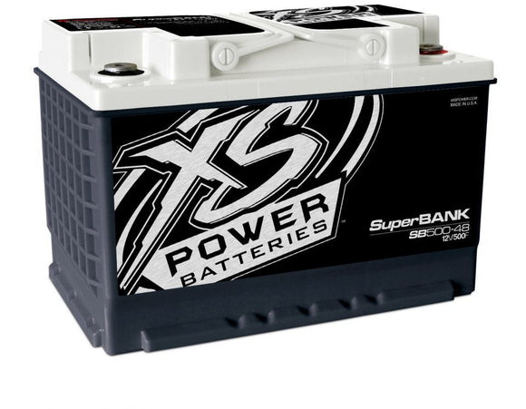 XS Power SB500-48 Group 48 12V Super Capacitor Bank