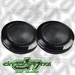 Crescendo Audio STS-1 4 ohm Silk Dome Tweeter Pair