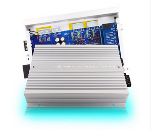 Ampere Audio AA75.4 75W X 4 4 Channel Car Amplifier